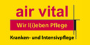 Logo air vital Kranken- und Intensivpflege GmbH & Co. in Gronau (Westfalen)